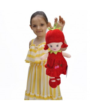 Doll 37 CM Red