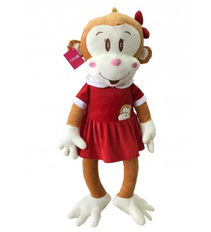 Cuci Doll 100 cm Plush Monkey