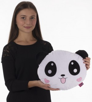 35 cm panda figures pillow