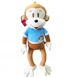 Didi Doll 100 cm Plush Monkey