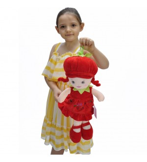Doll 47 CM Red