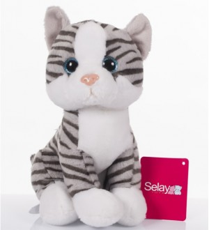 28 cm Plush Cat