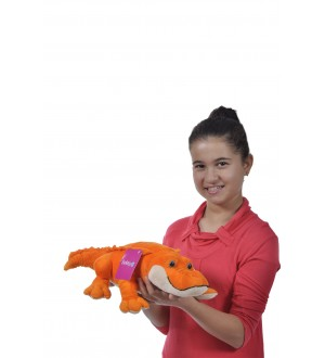 50 cm Plush Crocodile