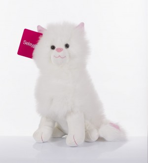 35 cm Plush Sitting Cat
