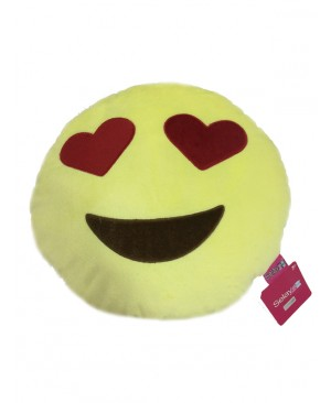 35 cm Love Emoji Pillow