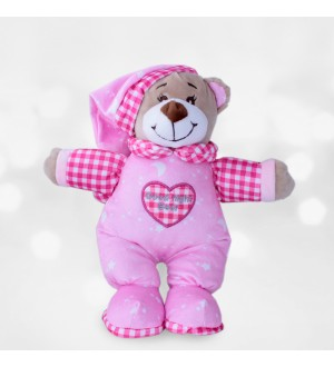 Sleep bear doll 25 Cm