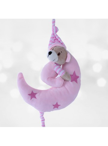 Sleep Bear Doll Musical 20 Cm