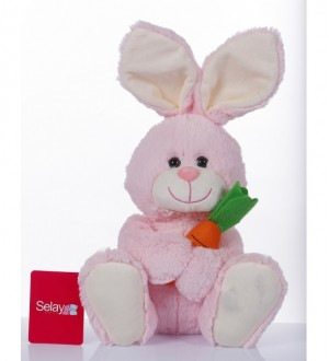 28 cm Plush Rabbit