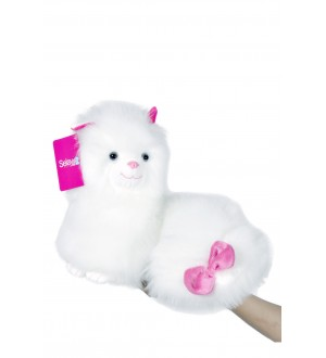 35 cm Plush Lying Cat