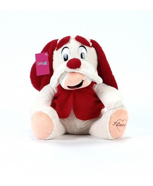 40 cm Plush Dog with a Vest