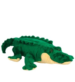 74 cm Plush Alligator